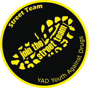 join the YAD street team